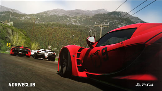「Driveclub」