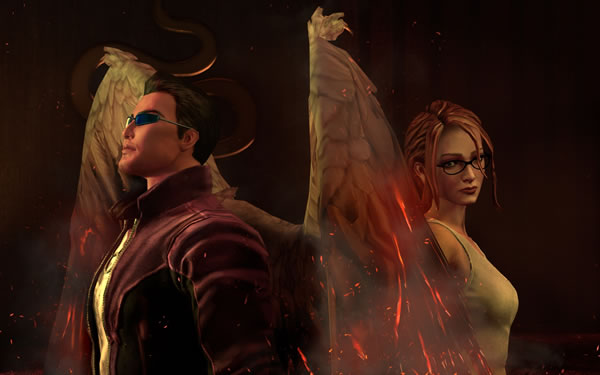 「Saints Row IV: Re-Elected」