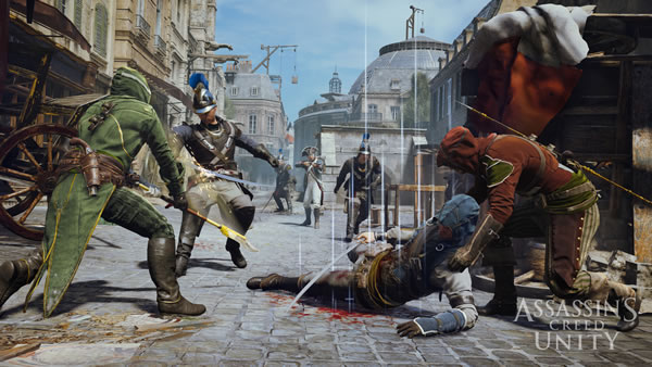 「Assassin's Creed Unity」「Assassin's Creed Rogue」