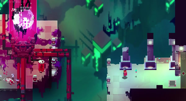 「Hyper Light Drifter」