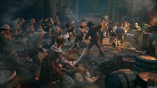 「Assassin's Creed Unity」