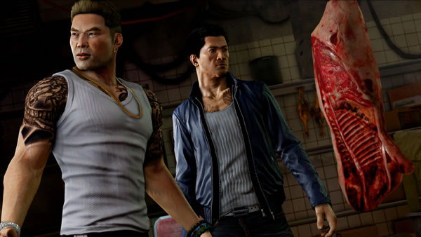 「Sleeping Dogs Definitive Edition」