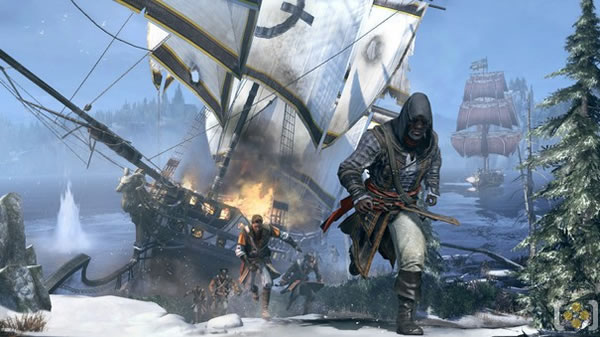 「Assassin's Creed Rogue」