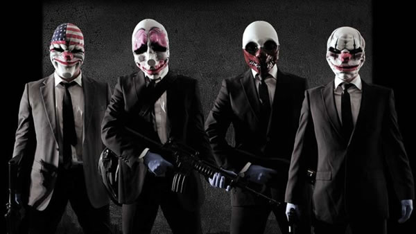 「Payday: The Heist」