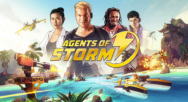 「Agents of Storm」