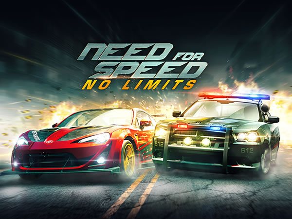 「Need for Speed No Limits」