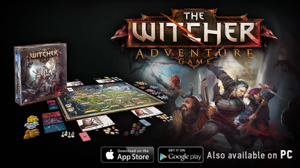「The Witcher Adventure Game」