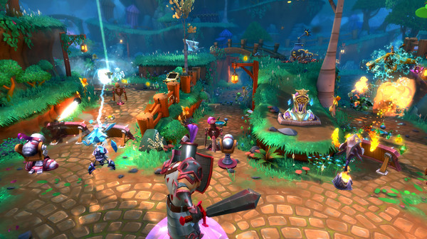 「Dungeon Defenders II」