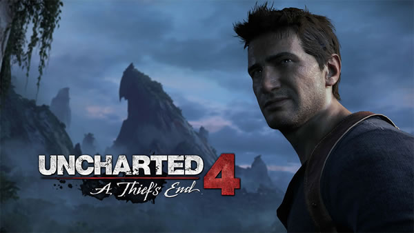 「 Uncharted 4: A Thief's End」