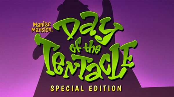 「Day of the Tentacle Special Edition」