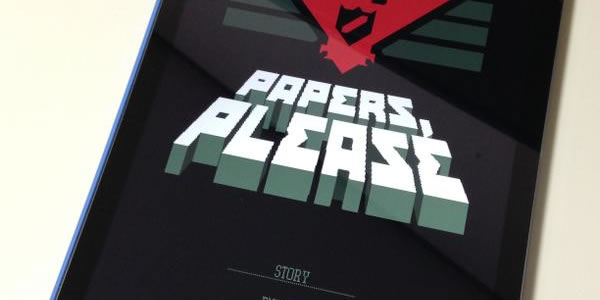 「Papers, Please」