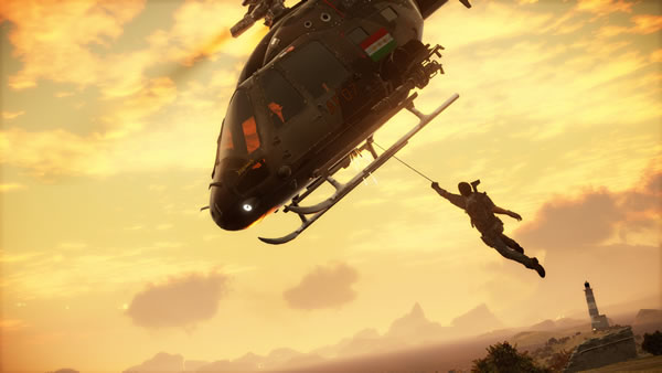 「 Just Cause 3」
