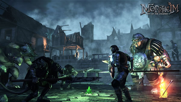 「Mordheim: City of the Damned」