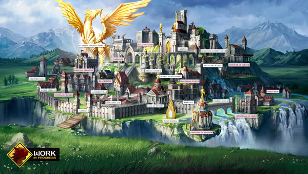 「Might & Magic Heroes VII」