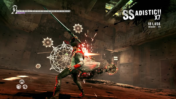 「DmC: Definitive Edition」