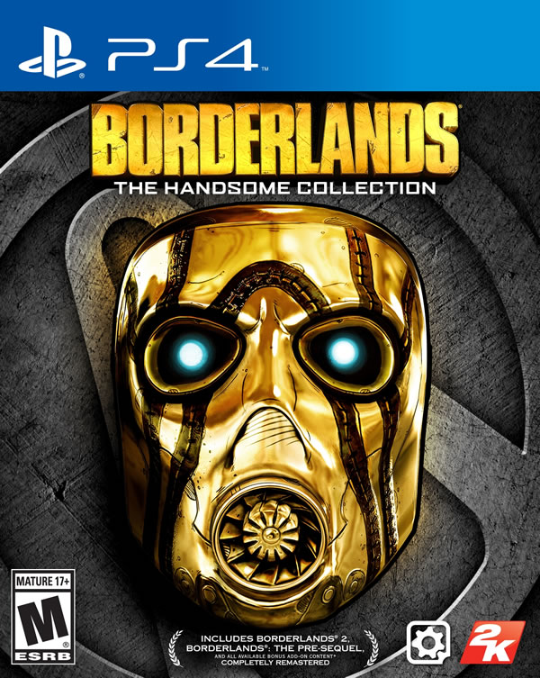 「Borderlands: The Handsome Collection」