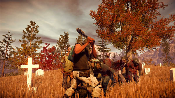 「State of Decay: Year-One Survival Edition」