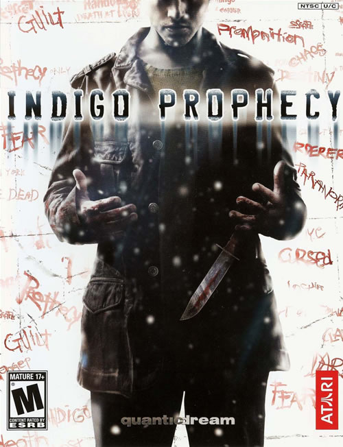 「Indigo Prophecy」