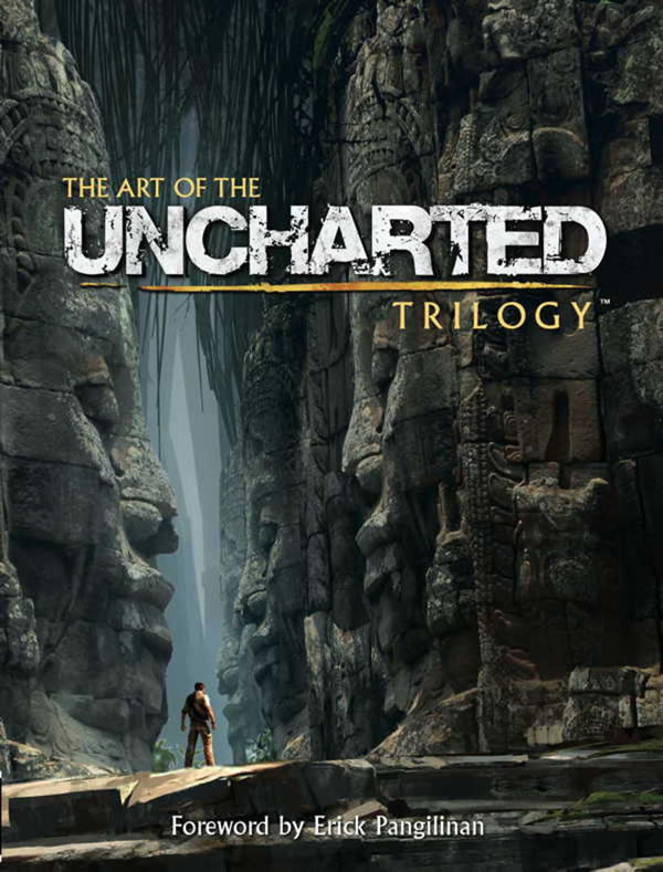 「The Art of the Uncharted Trilogy」