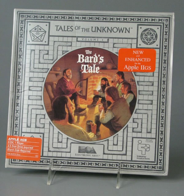 「The Bard's Tale IV」