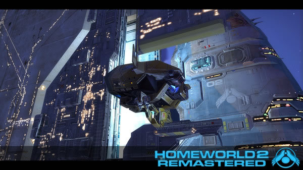 「Homeworld Remastered」