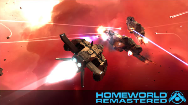 「Homeworld Remastered Collection」