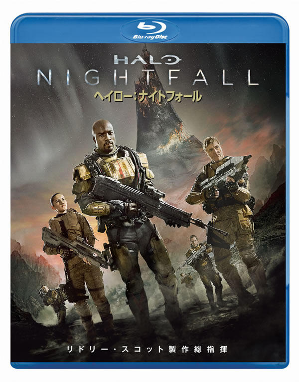 「Halo: Nightfall」