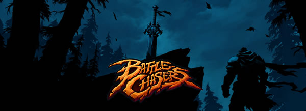 「Battle Chasers」