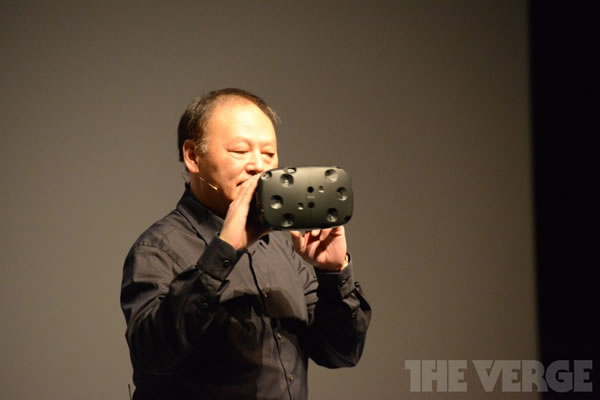 「HTC RE Vive」