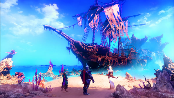「Trine 3: The Artifact of Power」