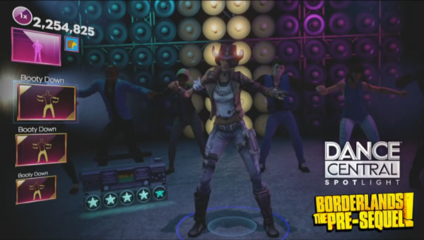 「Dance Central Spotlight」「」