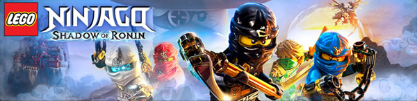 「LEGO Ninjago: Shadow of Ronin」
