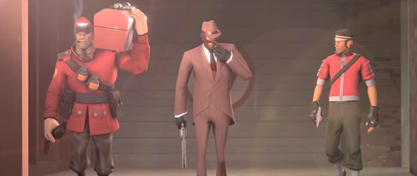 「Team Fortress 2」
