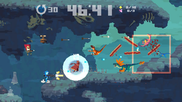 「Super Time Force Ultra」