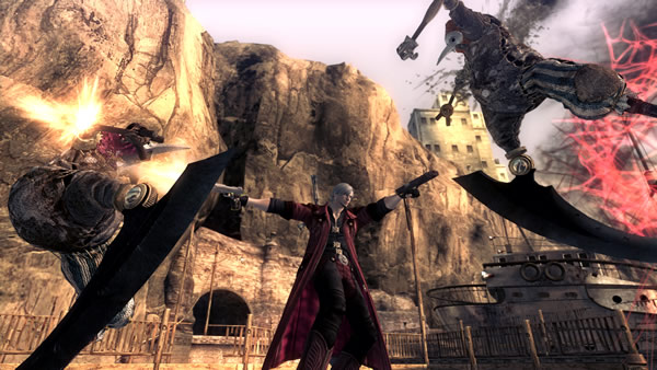 「Devil May Cry 4: Special Edition」