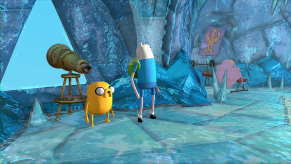 「Adventure Time: Finn & Jake Investigations」