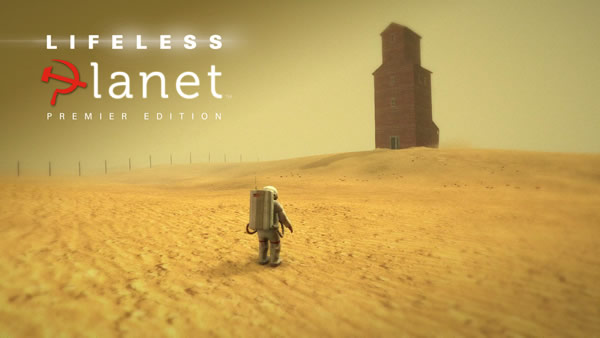 「Lifeless Planet」