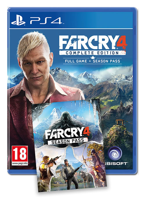 「Far Cry 4 Complete Edition」