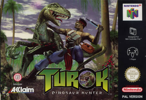 「Turok: The Dinosaur Hunter」