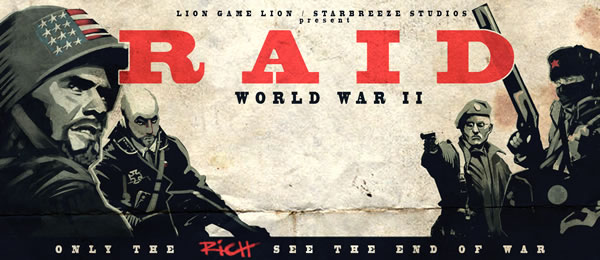 「RAID: World War II」
