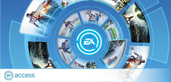 「EA/Origin Access」