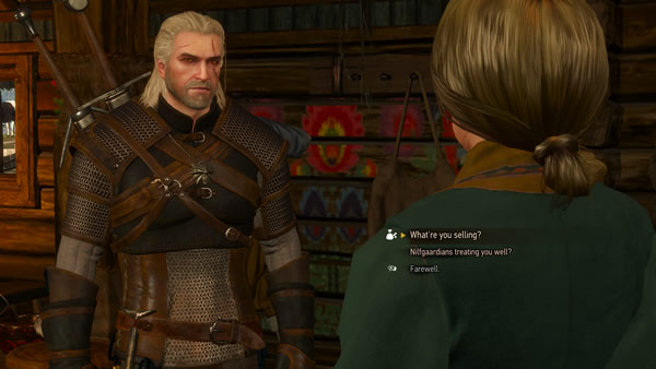 「The Witcher 3: Wild Hunt」