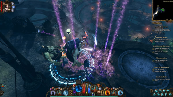 「The Incredible Adventures of Van Helsing III」