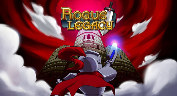 「Rogue Legacy」