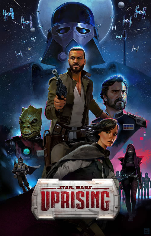 「Star Wars: Uprising」