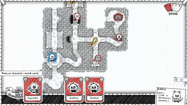 「Guild of Dungeoneering」