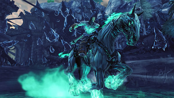 「Darksiders II: Definitive Edition」