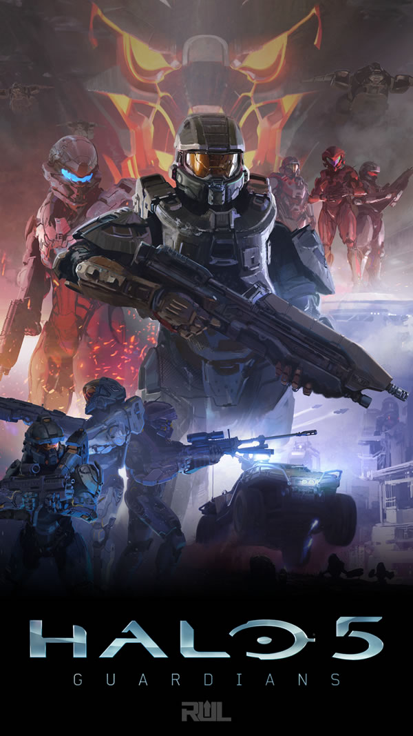 「Halo 5: Guardians」