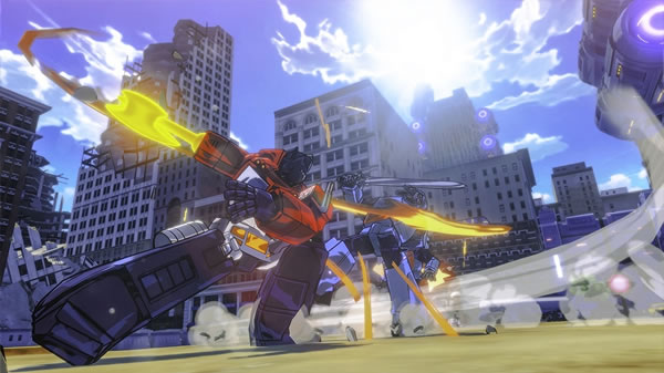 「Transformers: Devastation」