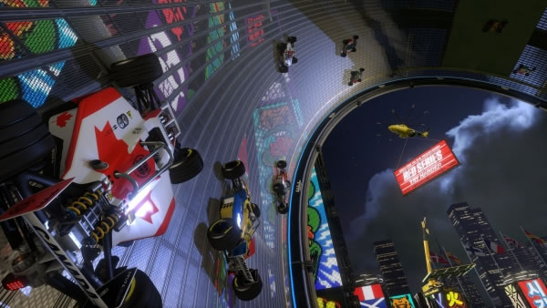 「Trackmania Turbo」